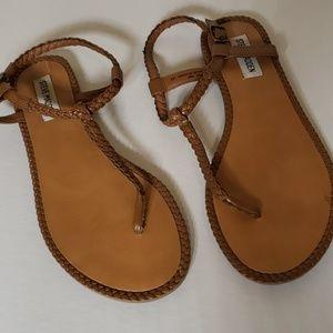 Steve Madden Thong Sandals Size 10
